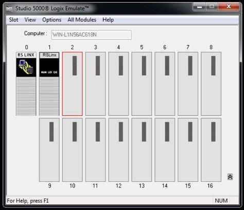 logix emulator