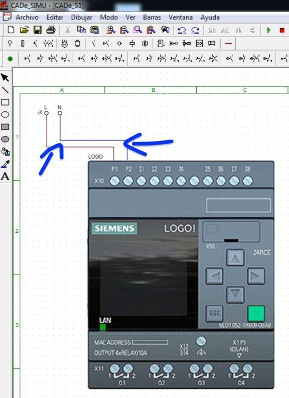 Agregar el PLC Logo y configurar su alimentación_2