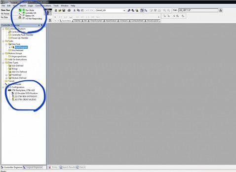 Configuración del Studio 5000_2