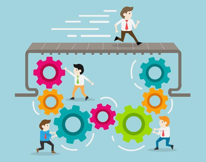 La actitud y trabajo en equipo es una de las claves para triunfar como programador de PLC