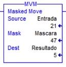 Ejemplo de Instrucción MVM
